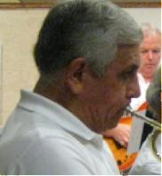 Joe Arvizu - Trumpet/Baritone