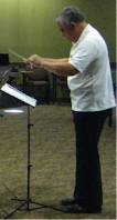 Joe Arivizu, Musical Director - Conducting